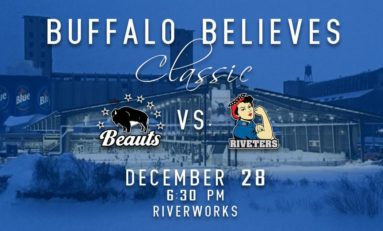 Beauts to Host Outdoor 'Buffalo Believes Classic' Game