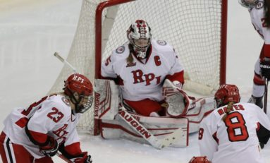 Boston Pride Sign Elite Goalie in RPI's Lovisa Selander