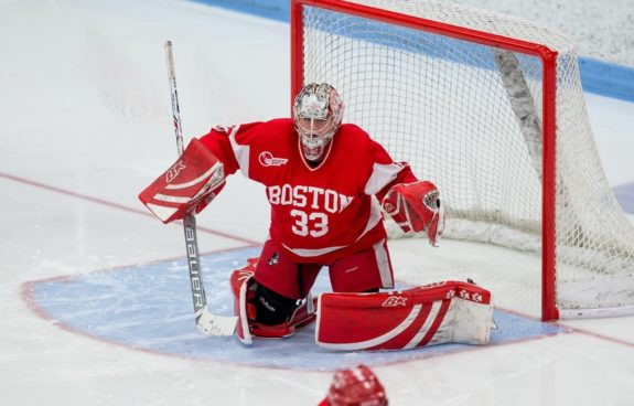 Victoria Hanson Boston University Terriers