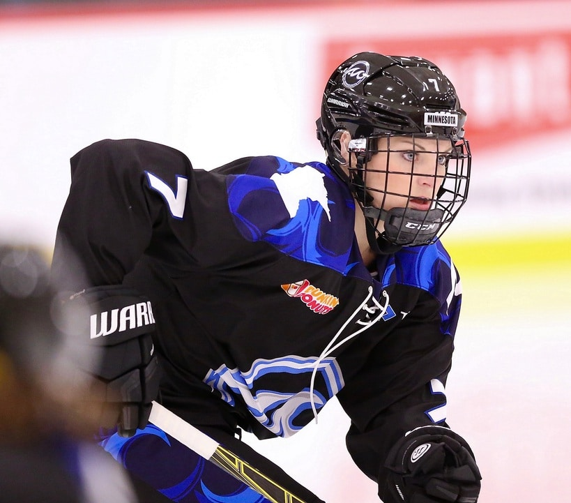 Whitecaps Add Alleva and Stauber to Their Blue Line