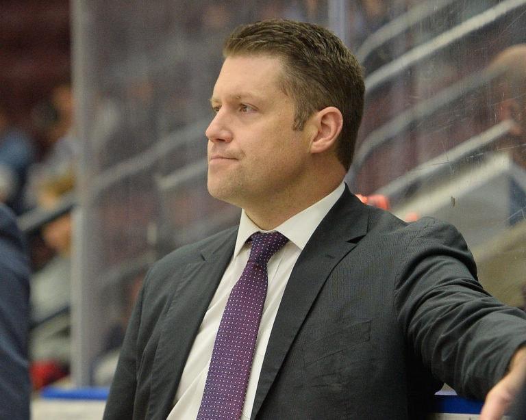 Chris Hartsburg, OHL, Erie Otters