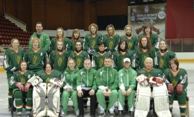 Ireland's Current State of Women's Ice Hockey