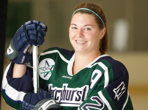 Jess Jones Mercyhurst Lakers