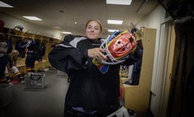 Lovisa Berndtsson: A Humble, Hard-Working Goalie