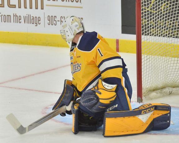 Daniel Murphy, OHL, Erie Otters