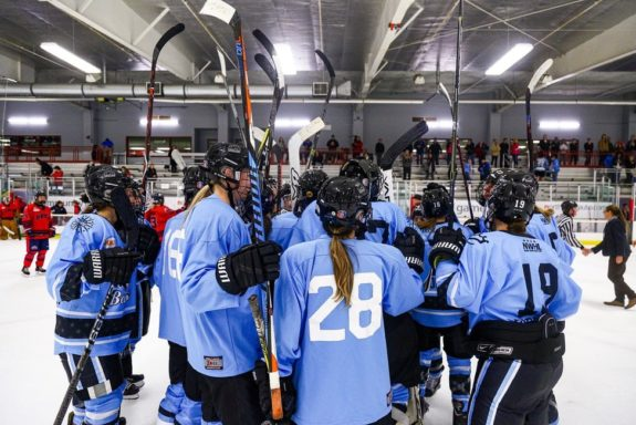 Buffalo Beauts vs. Brock Badgers