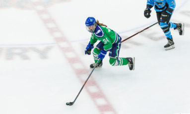 Connecticut Whale Displays Newfound Firepower in Setback to Beauts
