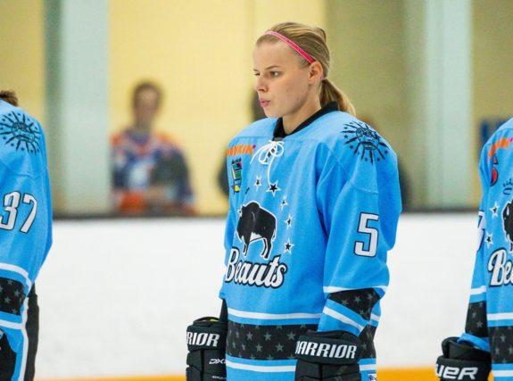 Lenka Čurmová Buffalo Beauts