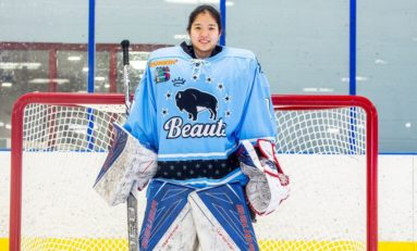 Beauts Add Third Goalie in Chinese Taipei's Tiffany Hsu