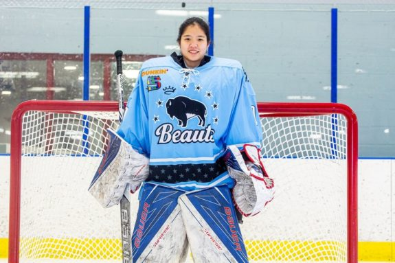 Tiffany Hsu Buffalo Beauts