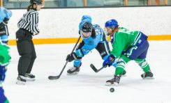 Emma Vlasic Making a Splash with the Whale