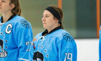 Beauts' Army Captain Ashley Birdsall Is Helping Veterans With PTSD