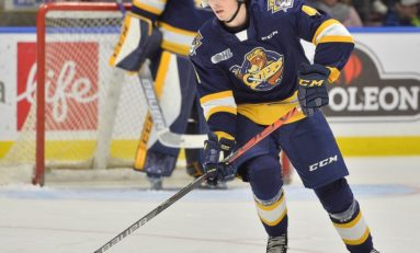 Erie Otters: Managing Jamie Drysdale's Workload
