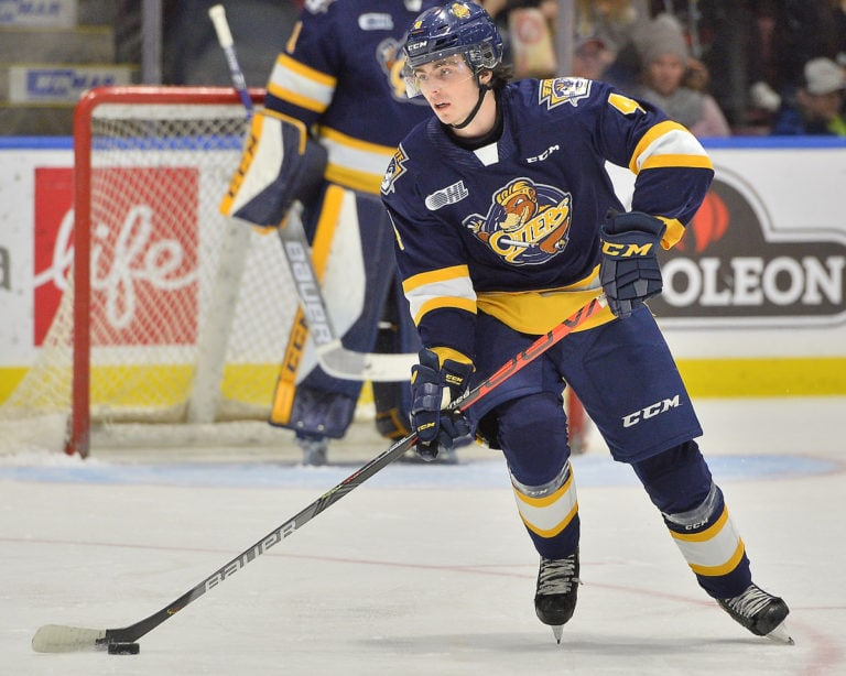 Jamie Drysdale, OHL, Erie Otters