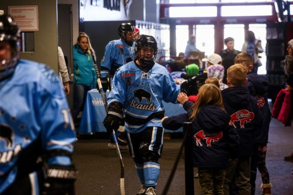 Emma Ruggiero Buffalo Beauts