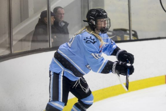 Richelle Skarbowski Buffalo Beauts