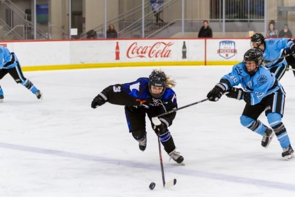 Jonna Curtis Minnesota Whitecaps
