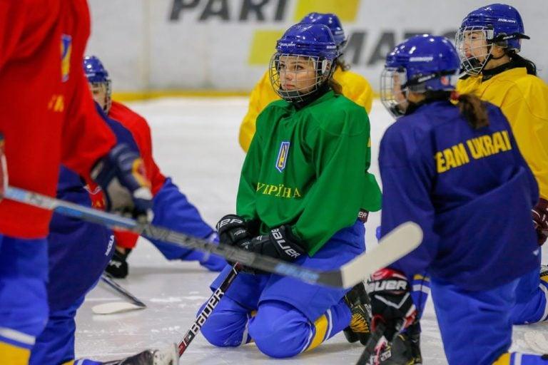 Marina Kobchuk Ukrainian Women's National Team