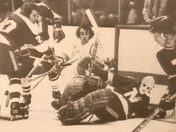 Charlie Simmer California Golden Seals
