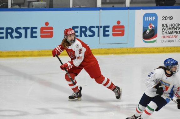 Kristine Melberg Team Denmark