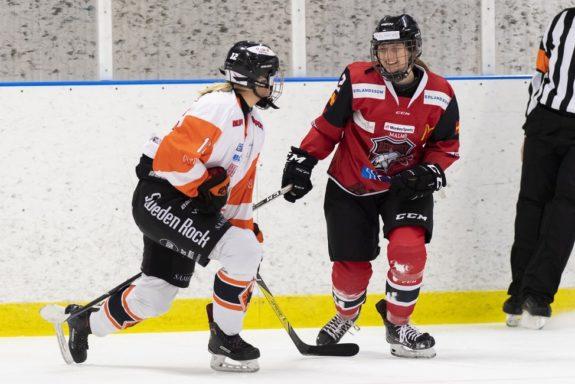 Kristine Melberg Malmö Redhawks