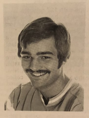 Rick Hampton California Golden Seals