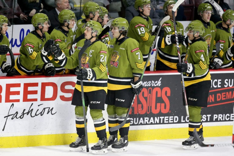 North Bay Battalion, OHL