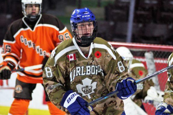 Paul Ludwinski, OHL, Kingston Frontenacs