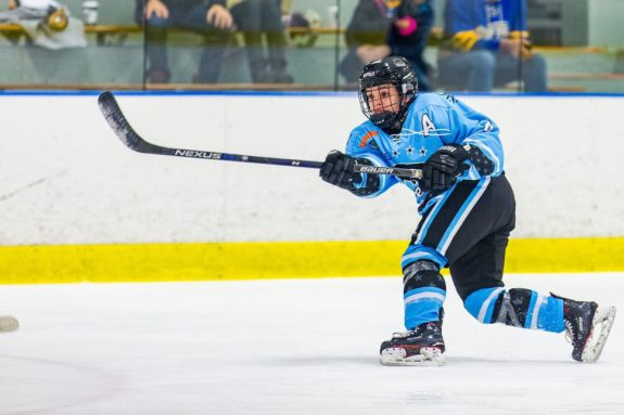 Marie-Jo Pelletier Buffalo Beauts