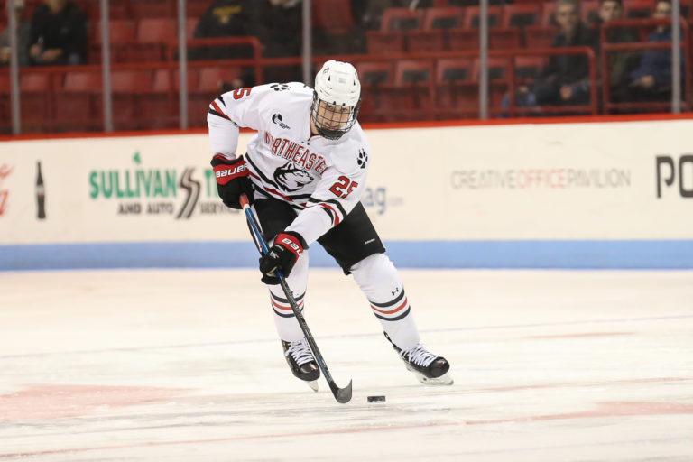 Aidan McDonough, NCAA, Northeastern Huskies