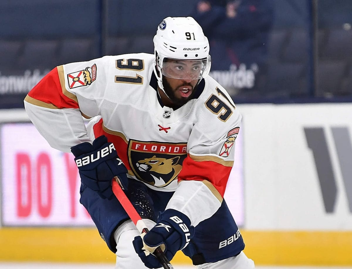 Anthony Duclair Florida Panthers