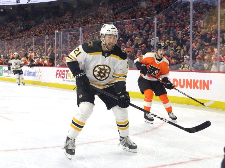 Nick Ritchie Boston Bruins