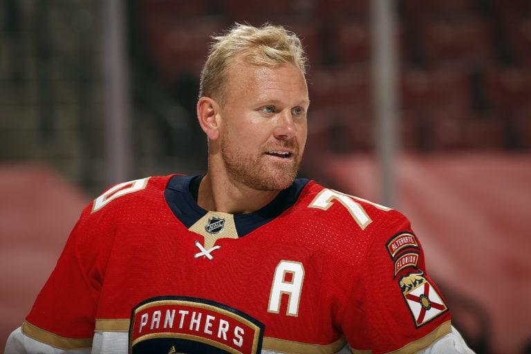 Patric Hornqvist Florida Panthers