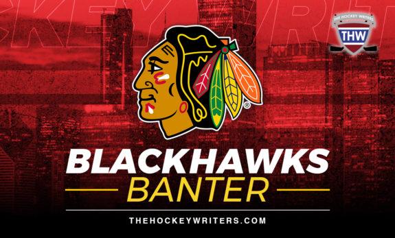 Chicago Blackhawks Banter Youtube