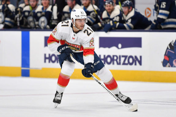 Alex Wennberg Florida Panthers