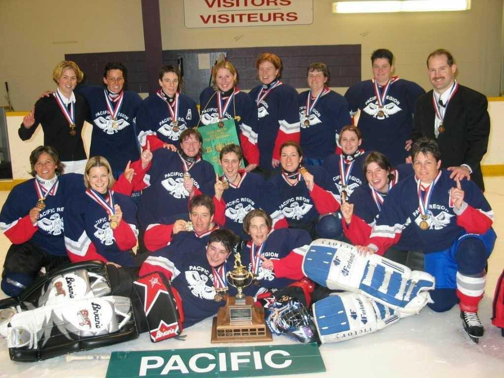 CFB Esquimalt women's team