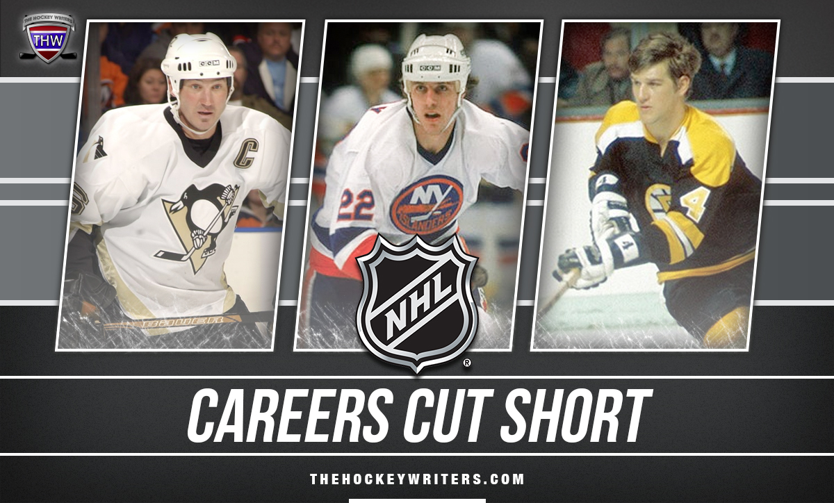 7 NHL Superstar Careers Cut Short by Injury Bobby Orr, Mike Bossy, and Mario Lemieux