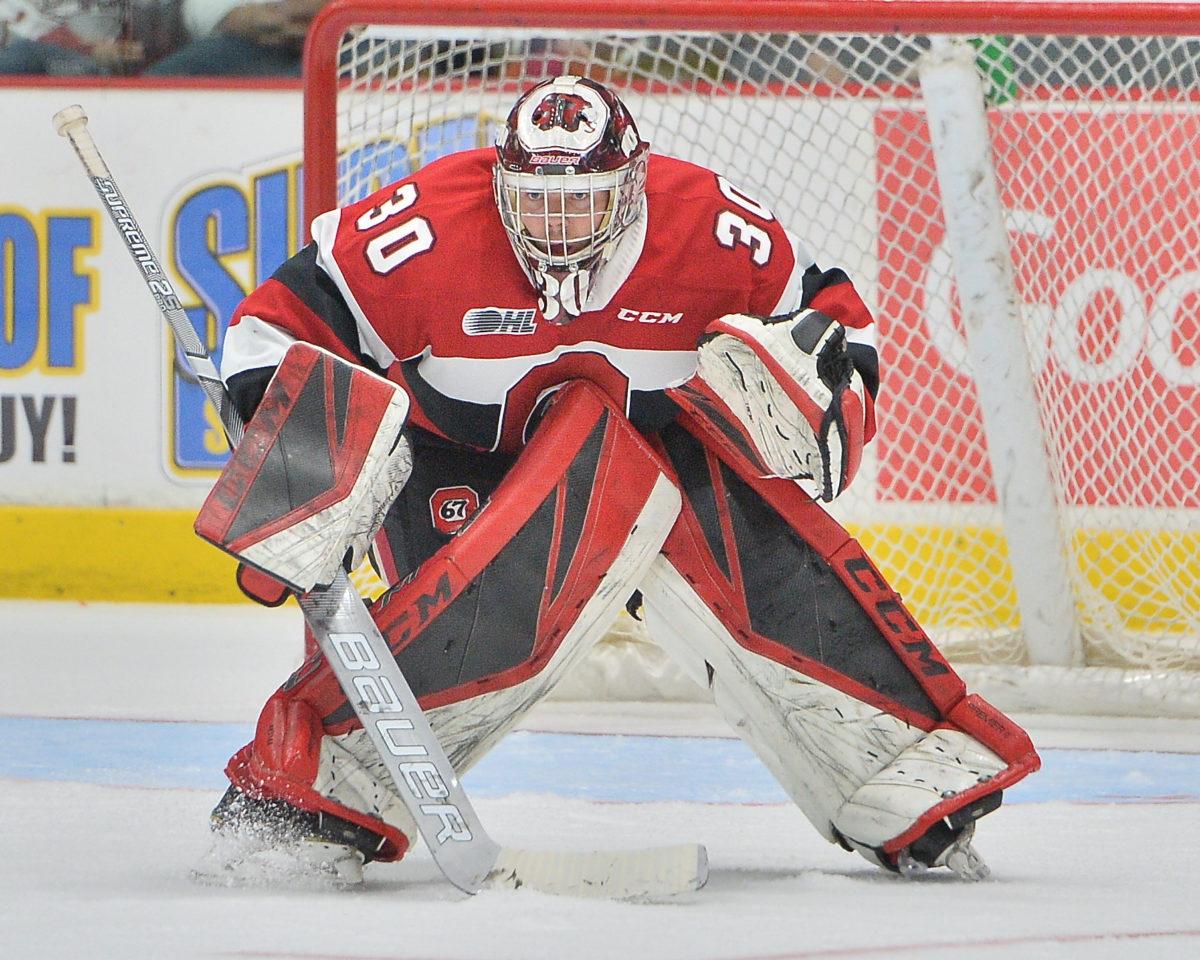 Cedrick Andree Ottawa 67's