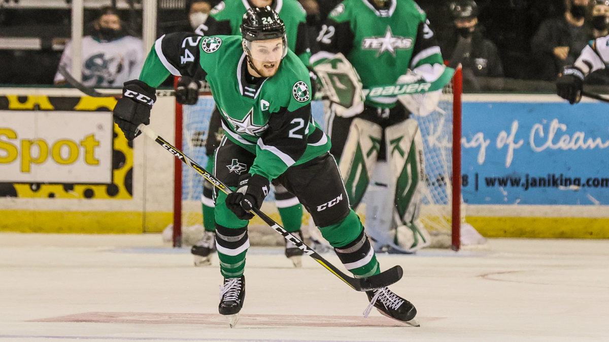 Cole Schneider Texas Stars