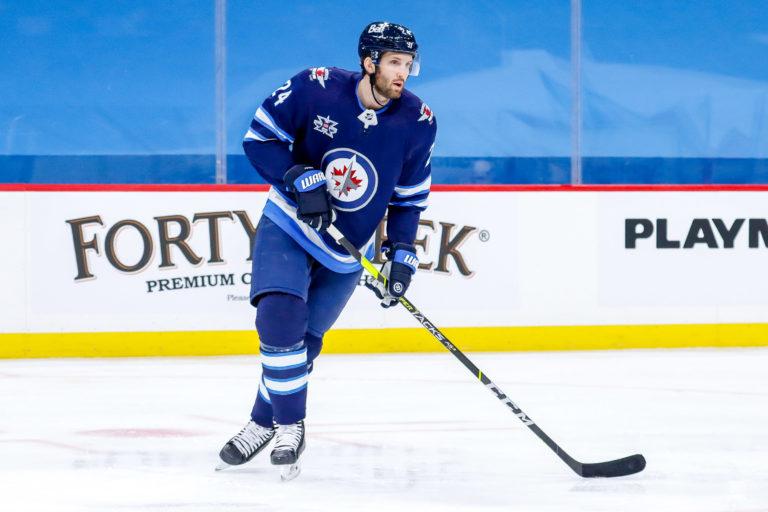 Derek Forbort Winnipeg Jets
