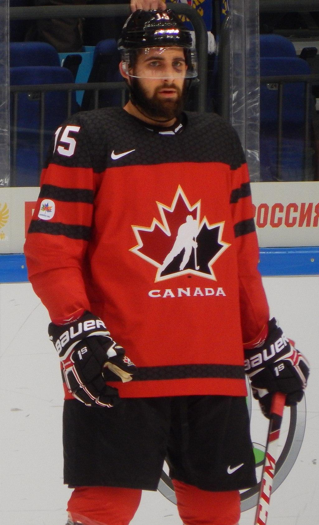 Eric O'Dell Team Canada 2018