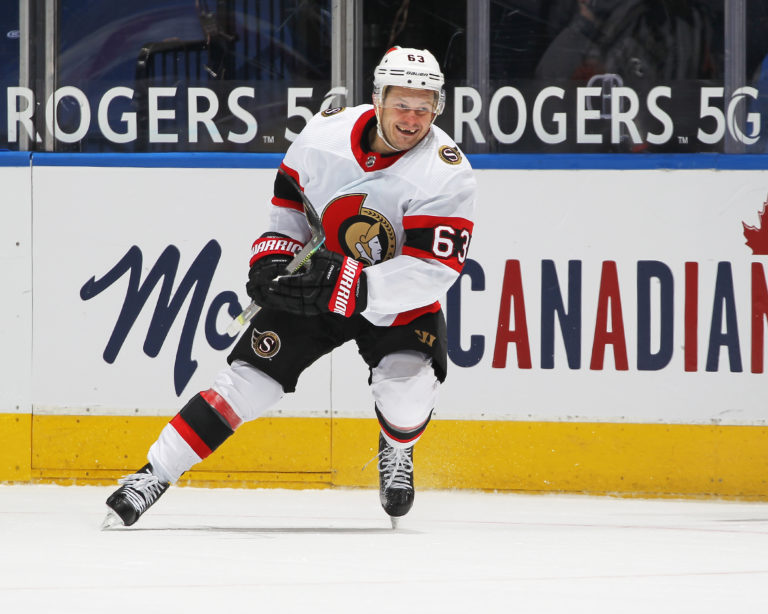 Evgenii Dadonov Ottawa Senators