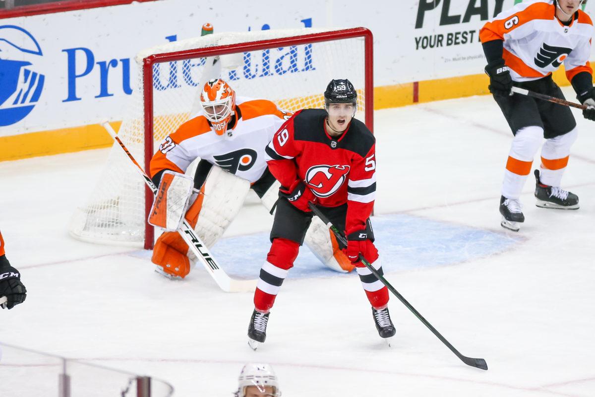 Janne Kuokkanen New Jersey Devils