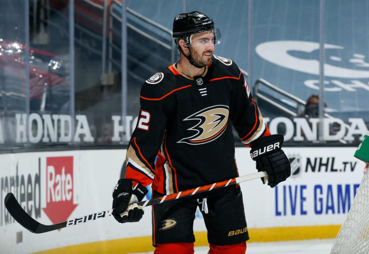 Kevin Shattenkirk Anaheim Ducks