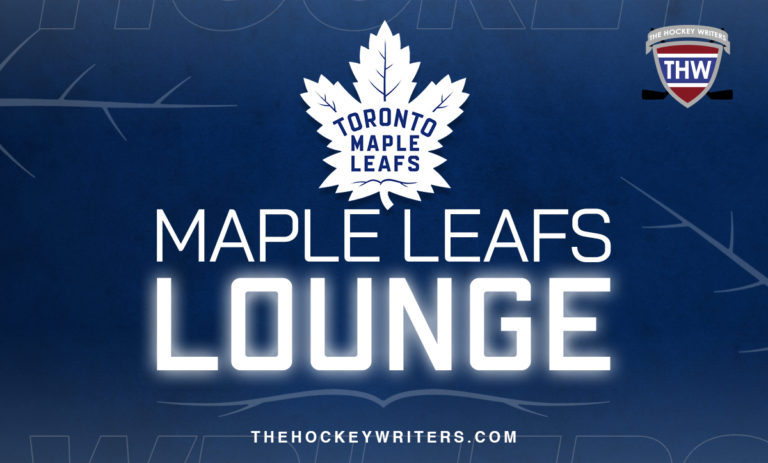 Toronto Maple Leafs Lounge Youtube