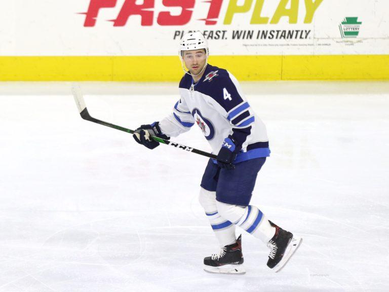 Neal Pionk Winnipeg Jets