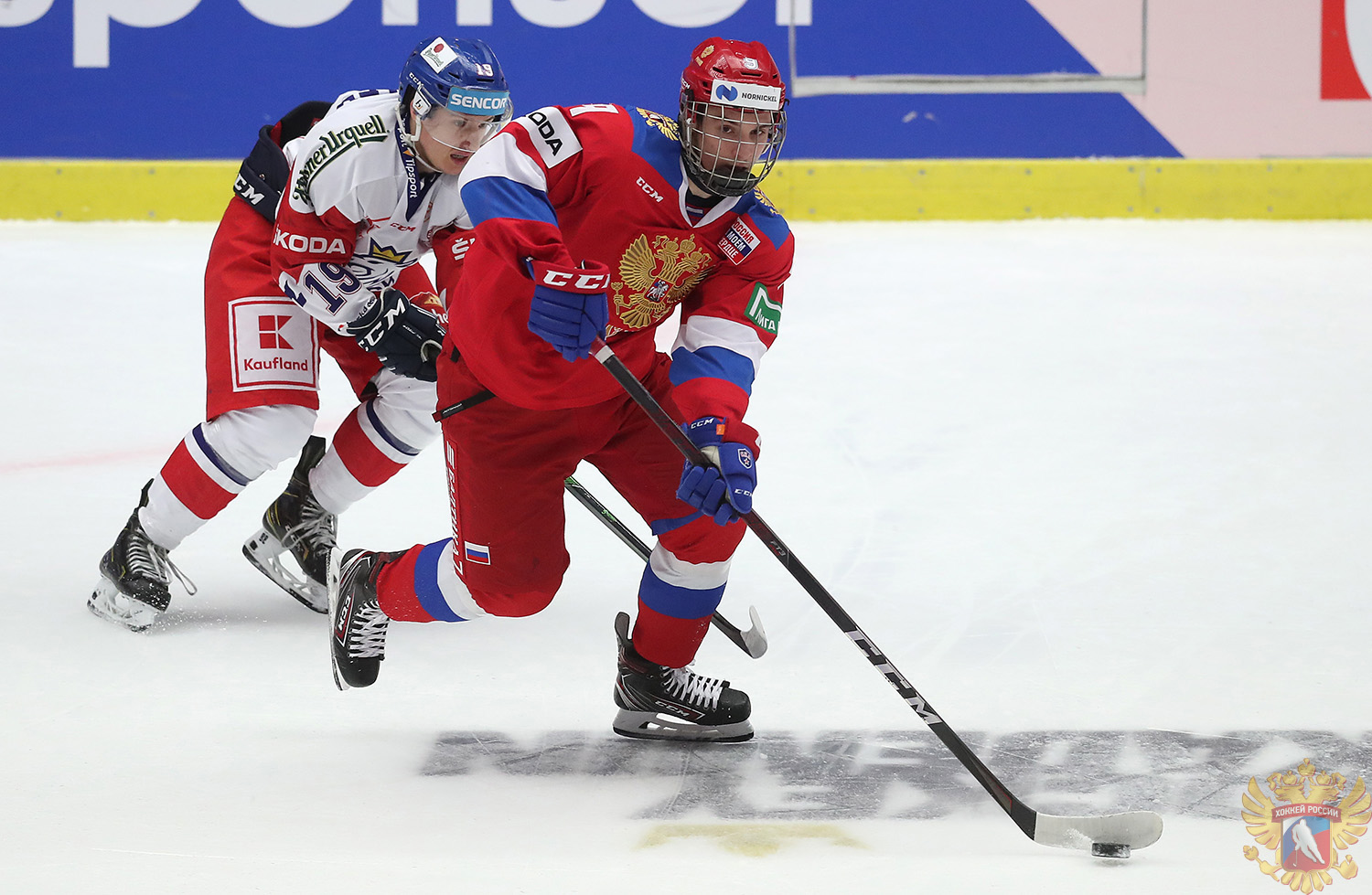 Jets Add Elite Russian Playmaker to Pipeline with Chibrikov Pick