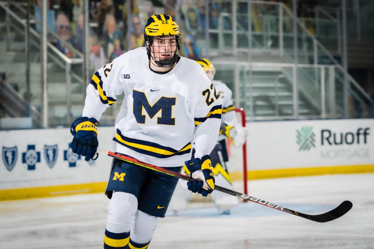 Owen Power, Michigan Wolverines