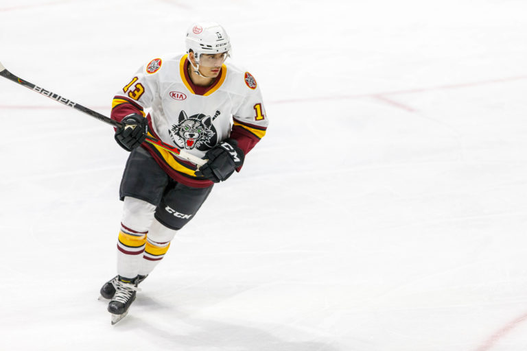 Seth Jarvis Chicago Wolves