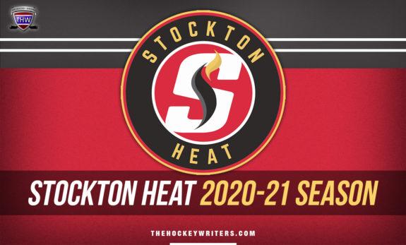 Stockton Heat 2020-21 Season